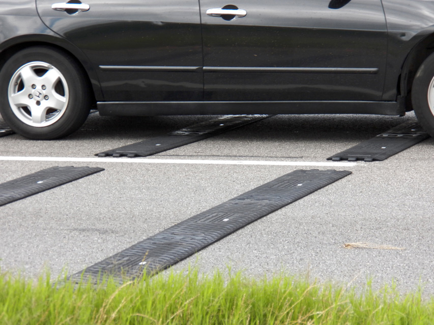 austin enterprises rumble strip bend